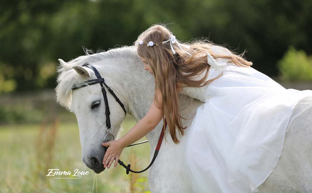Pony and Rider Horse Photographer in Rugby Emma Lowe Photography Wedding Photography